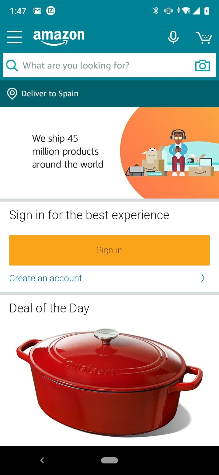 Amazon Android image 8