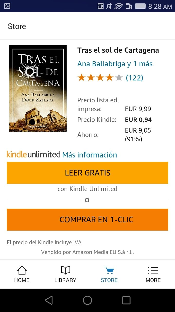 Amazon Kindle Lite 1 6 - Download for Android APK Free