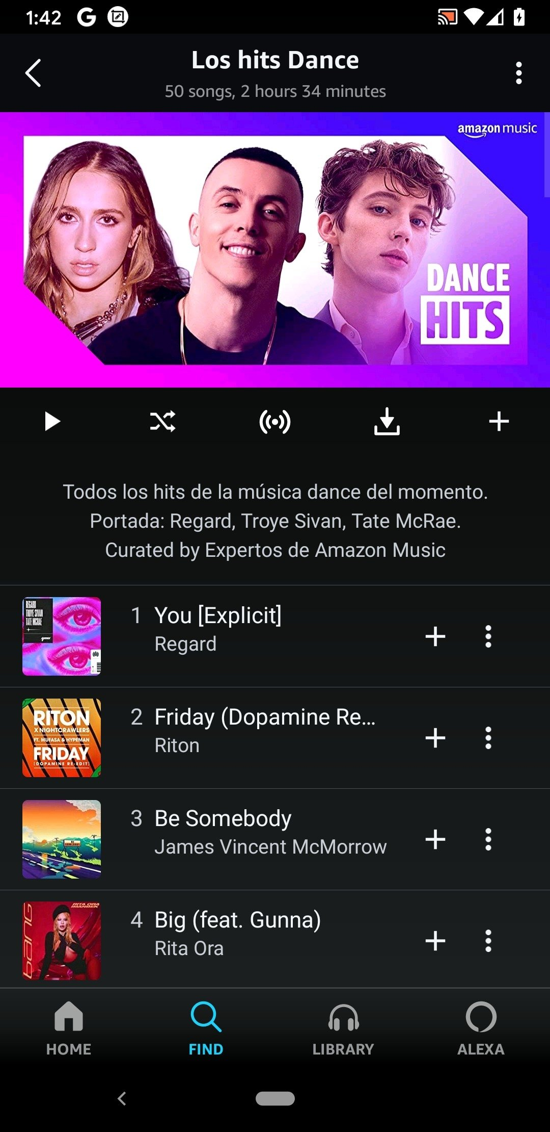 Amazon Music 16 1 12 - Download for Android APK Free