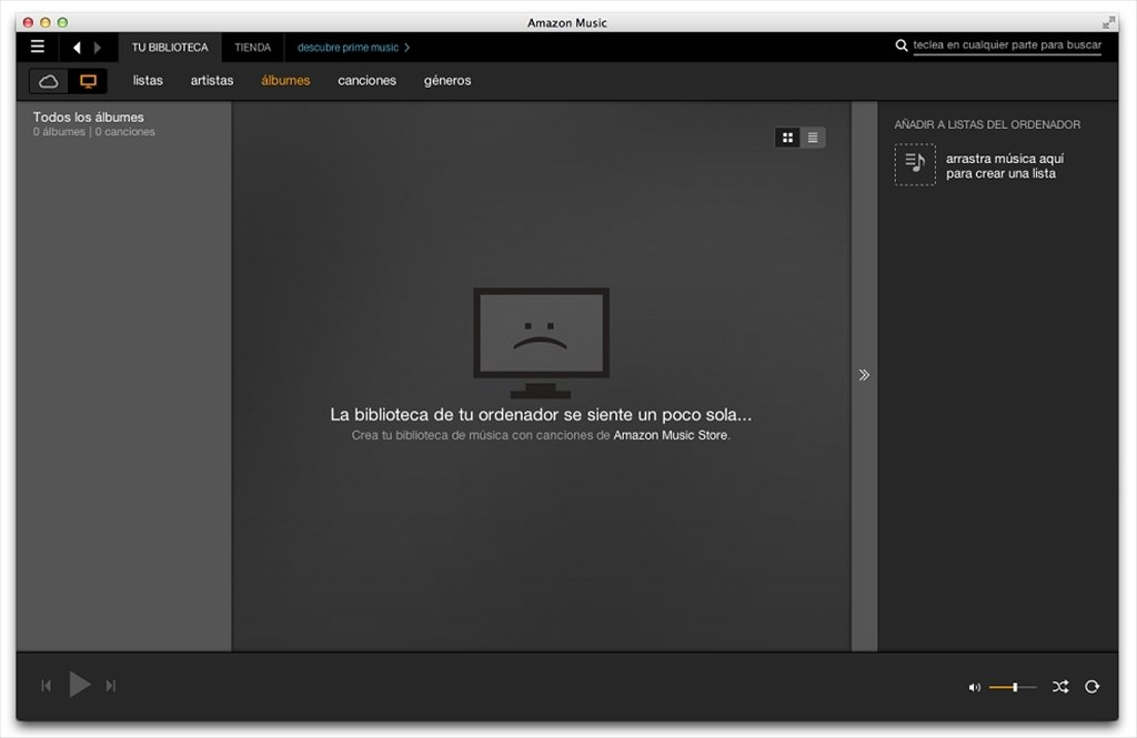Amazon Music Mac image 4