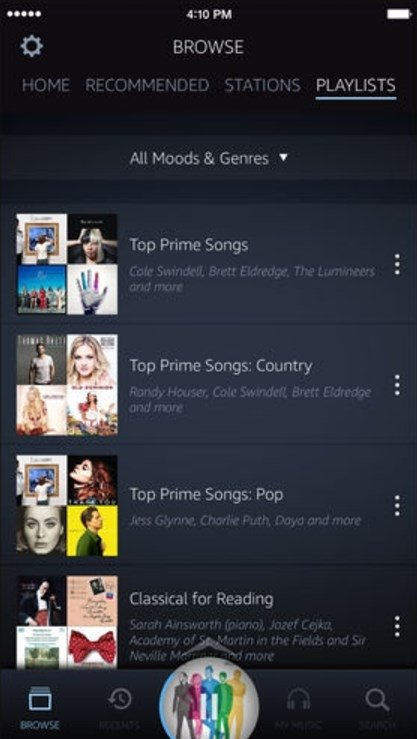 Amazon Music - Download for iPhone Free