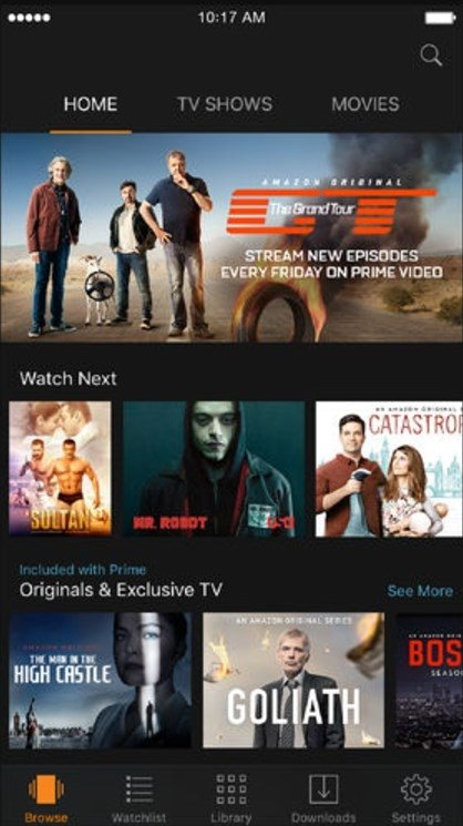 Amazon Prime Video - Download for iPhone Free