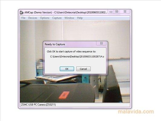 logiciel amcap