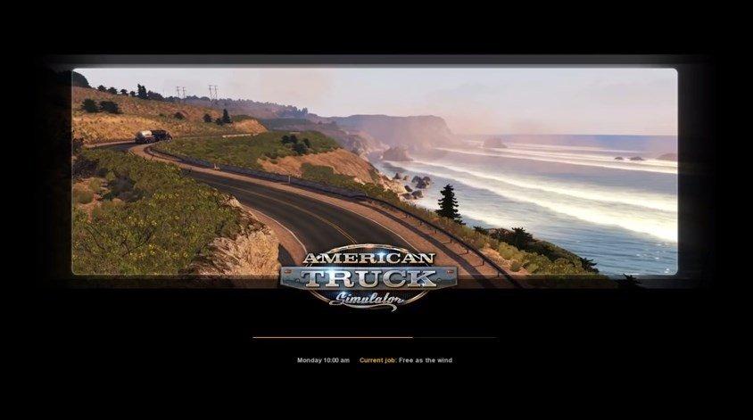 American Truck Simulator - Download for PC Free