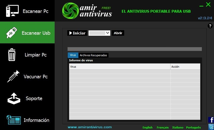 Amir Antivirus image 5