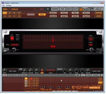 AmpliTube 4 8 0 - Download for PC Free