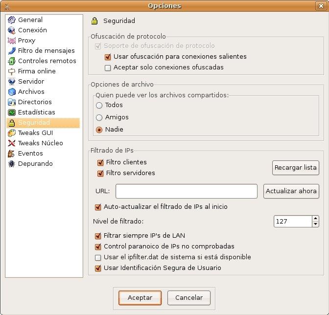 aMule Linux image 3