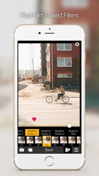 Analog Film iPhone image 4