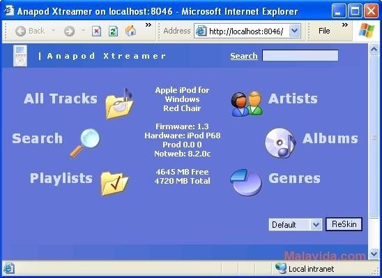 Anapop Explorer 9.0.6