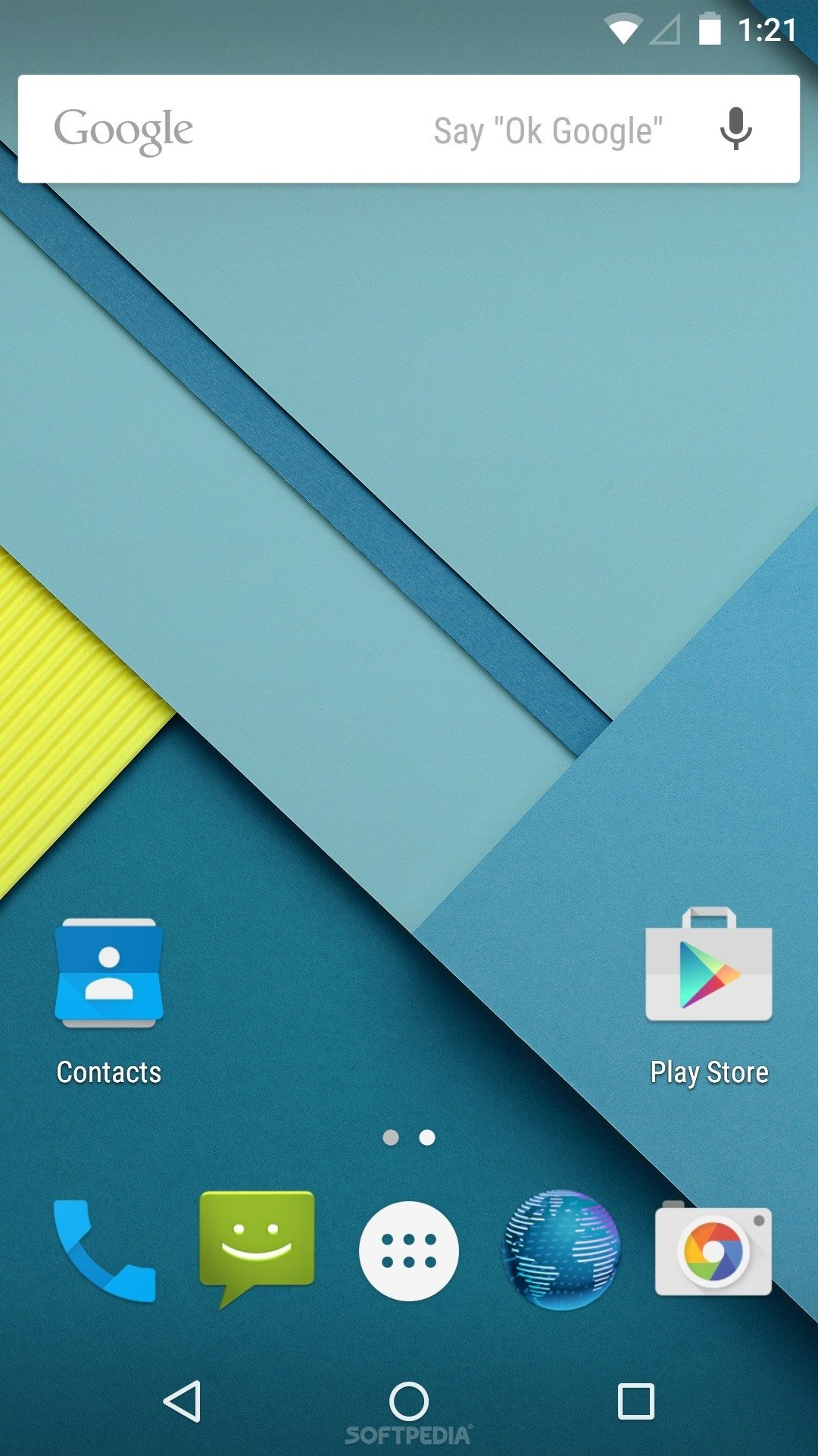Android 5 Lollipop Android image 8
