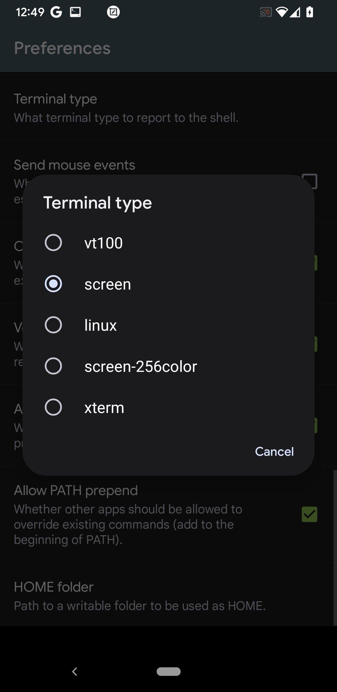 Download Android Terminal Emulator 1 0 70 Apk Free
