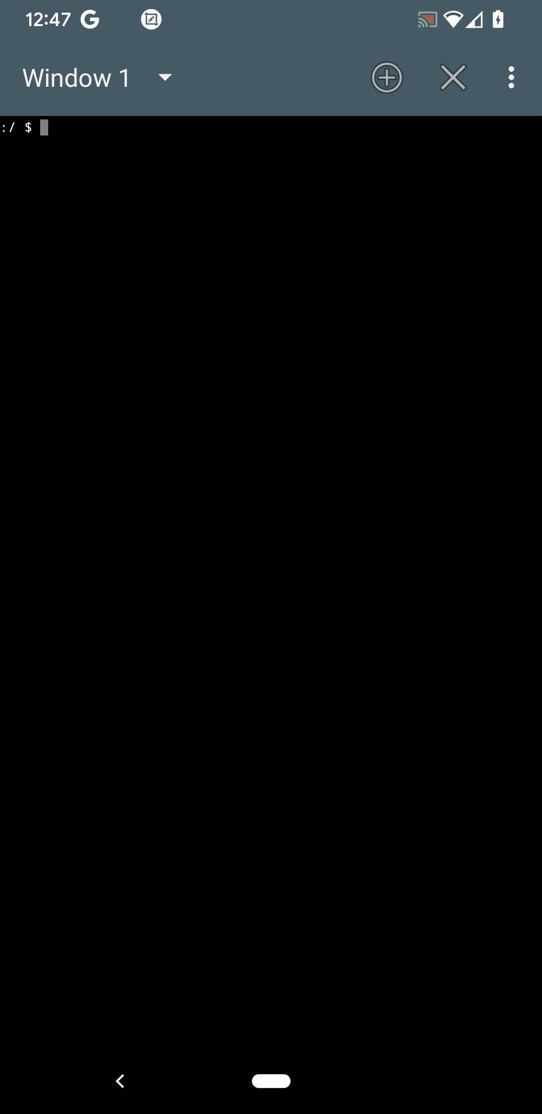 Android Terminal Emulator 1 0 70 - Download APK Free