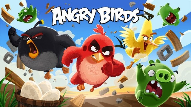 Angry Birds iPhone image 5