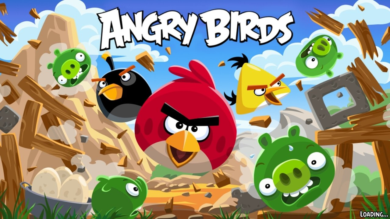 Angry Birds Android image 6