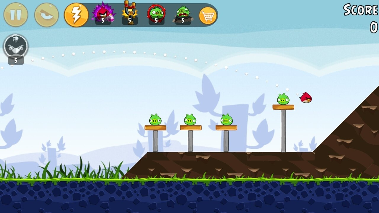 Angry Birds Classic 8 0 1 - Download for Android APK Free