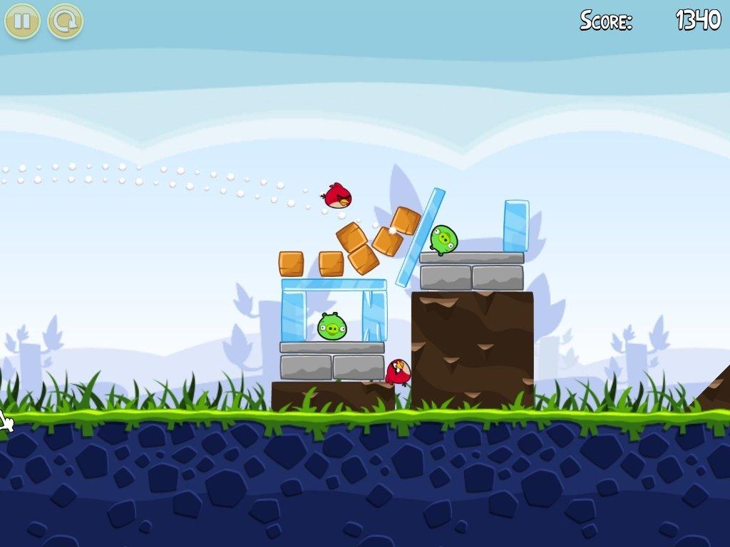 Angry Birds Mac image 6