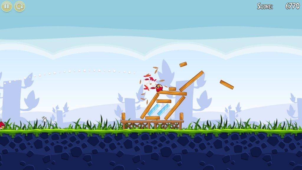 Descargar Angry Birds 400 Mac  Gratis