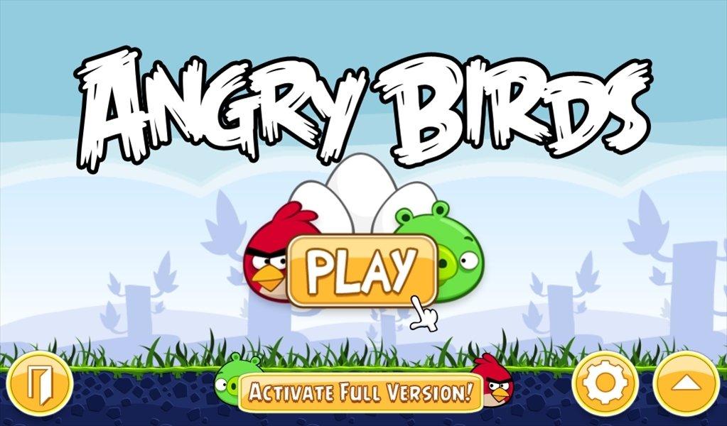 Angry Birds 4.0.0 Demo