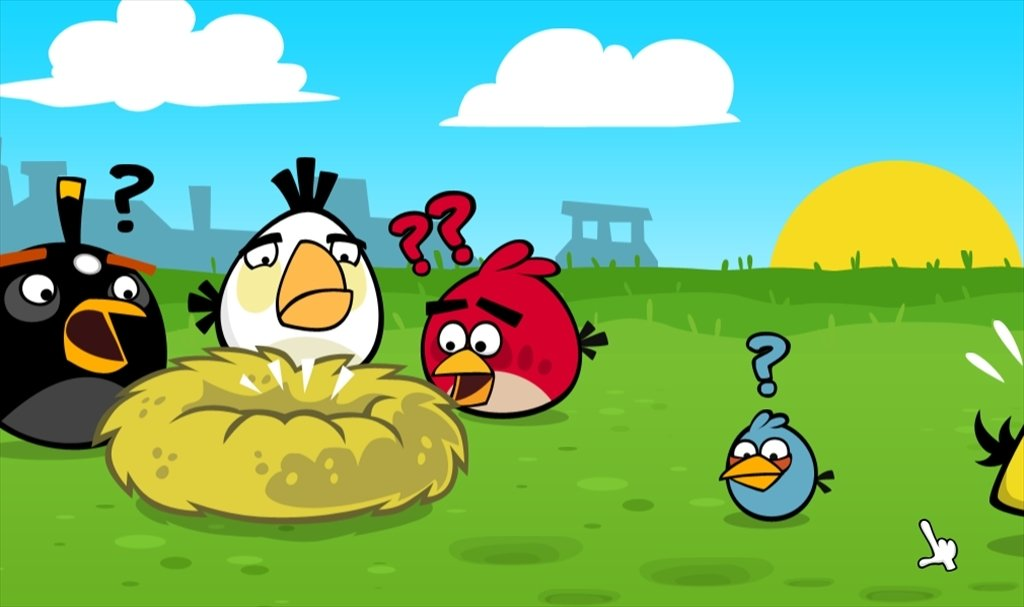 Download Angry Birds 400 for PC Free