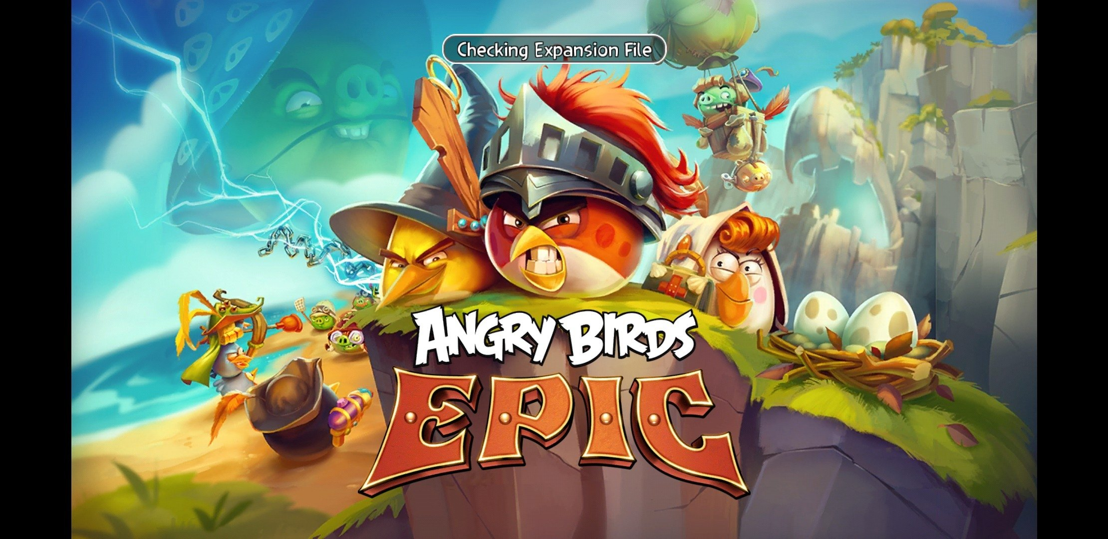 Angry Birds Epic Android image 5
