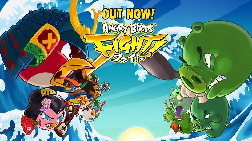 Angry Birds Fight! Android image 6