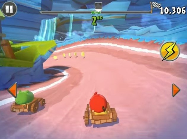 Angry Birds Go! Android image 5