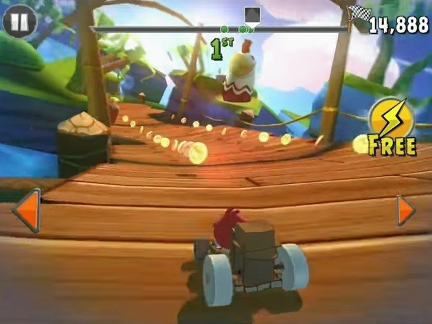 angry birds go apk para android