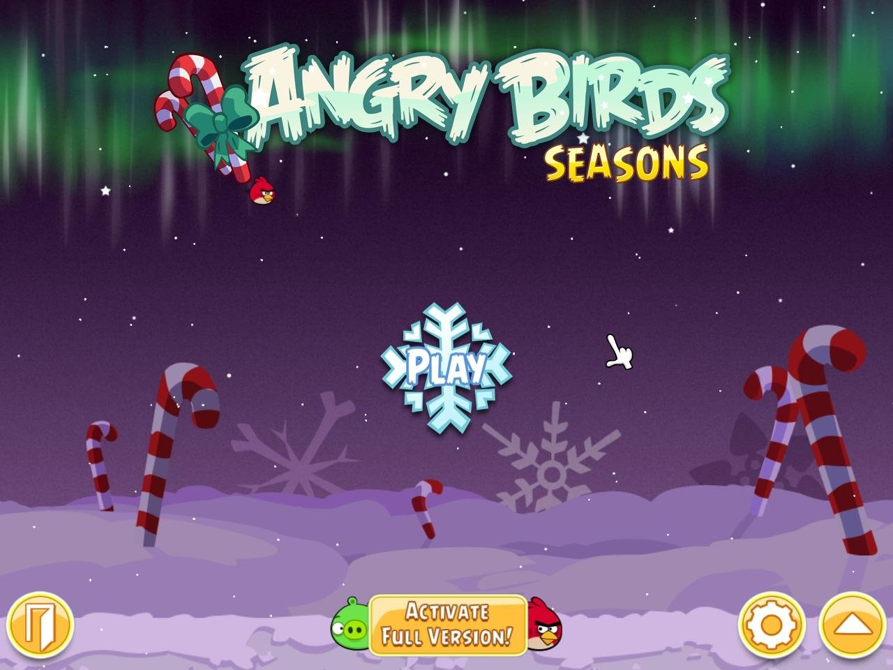 Angry Birds Seasons image 7