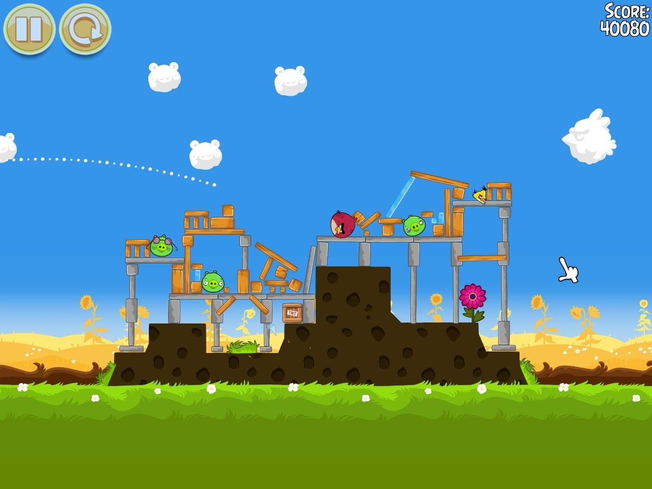Download new angry birds free 1. 0 12 new levels for iphone, ipad.