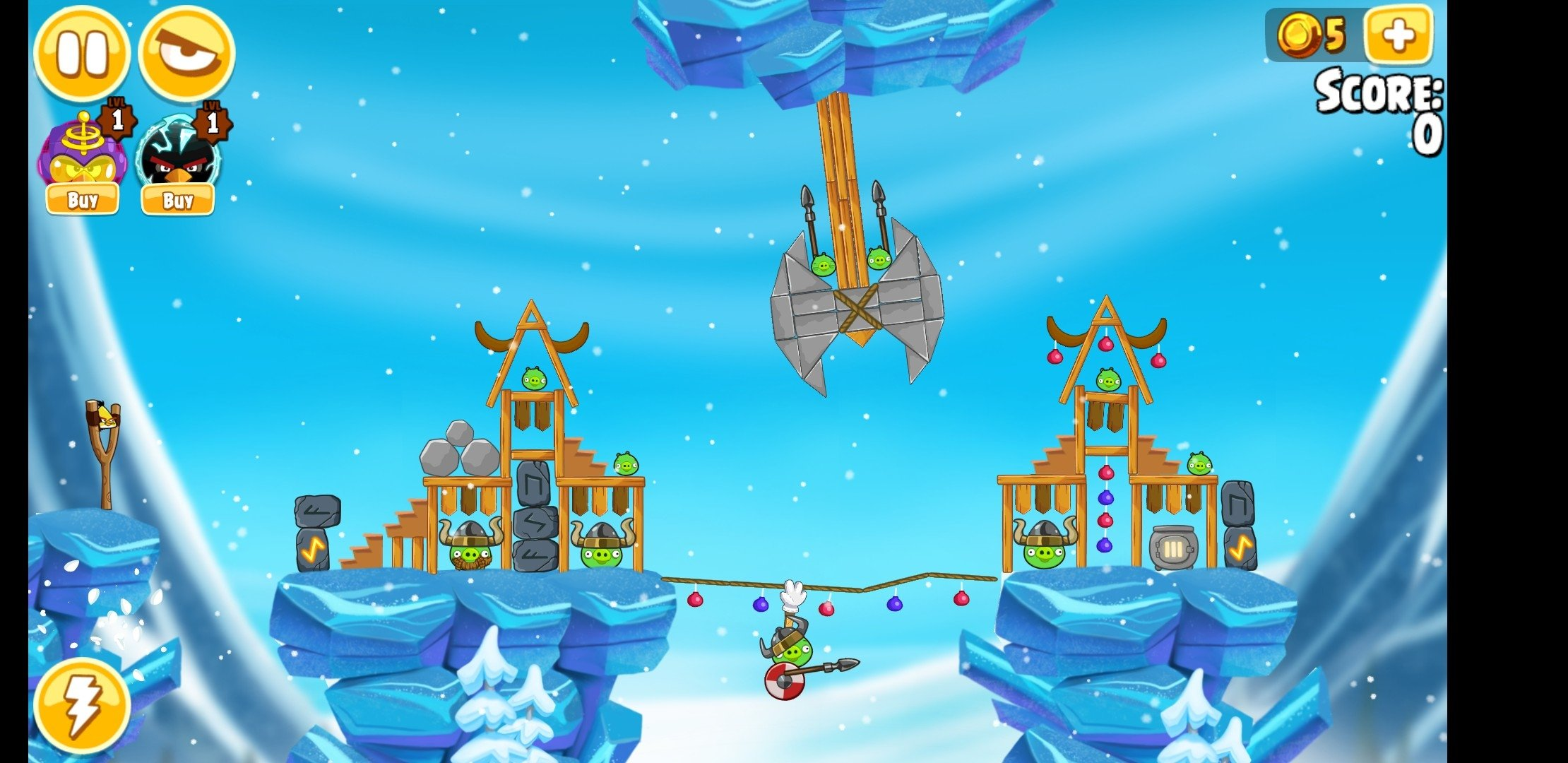 Angry Birds Seasons Android image 5