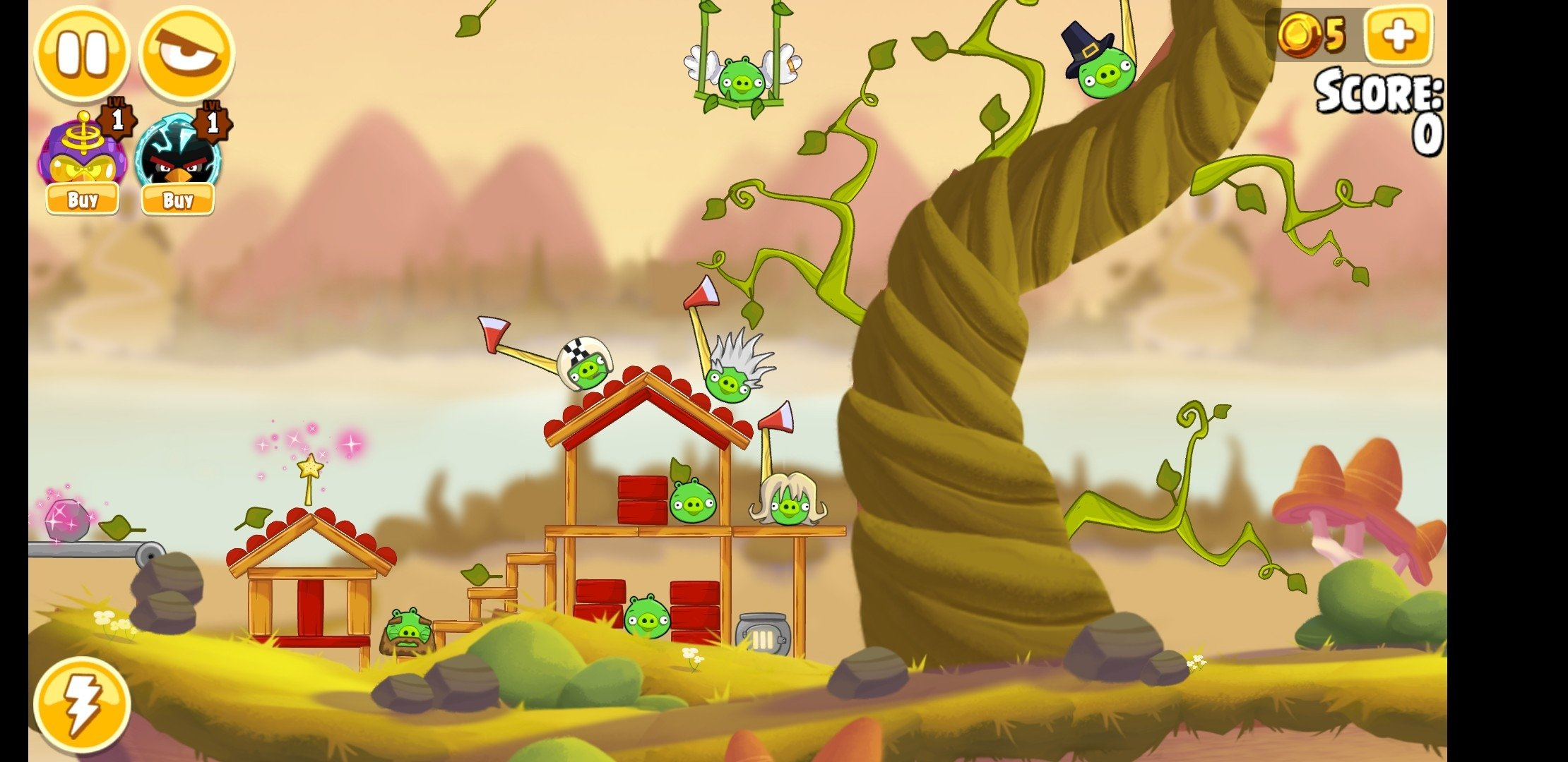 Angry Birds Seasons 6.6.2 - Download for Android APK Free