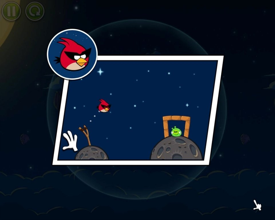 Descargar angry birds space 160 para pc gratis angry birds space imagen 5 thumbnail voltagebd Images