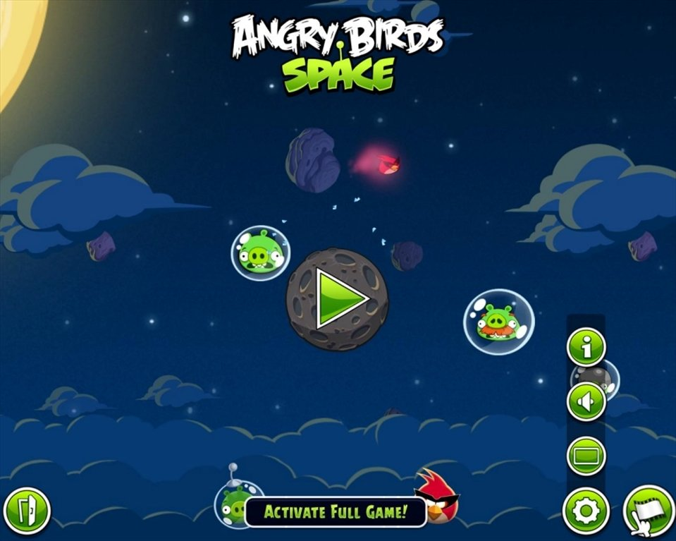 Descargar angry birds space 160 para pc gratis angry birds space imagen 6 thumbnail voltagebd Images
