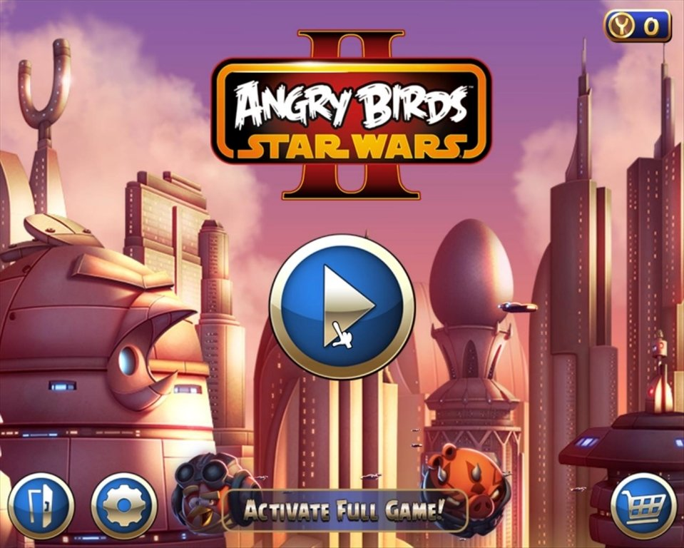 Angry birds star wars latest version 2019 free download.
