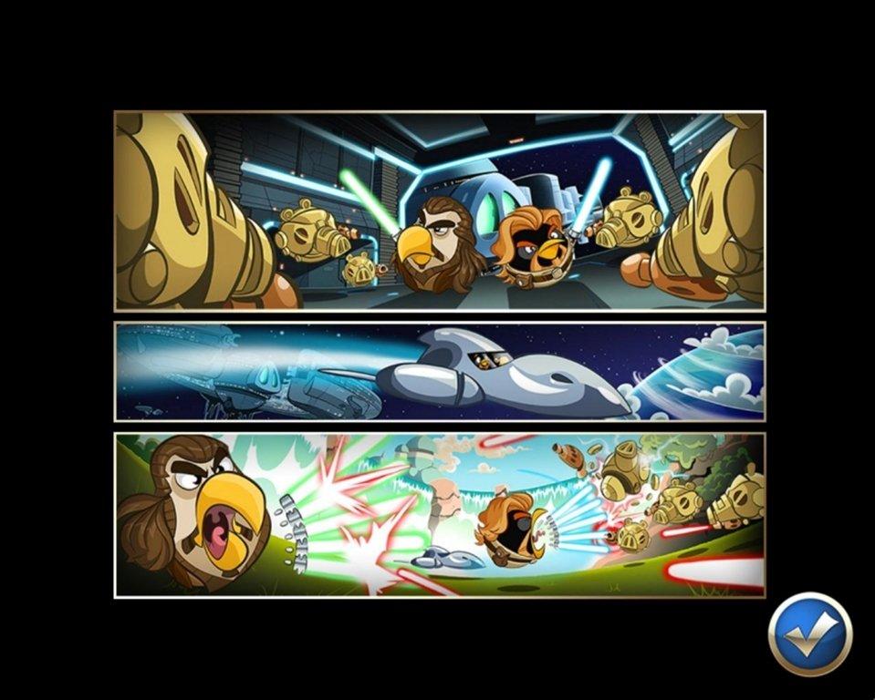 Angry Birds Star Wars 1511 para Android - Descargar