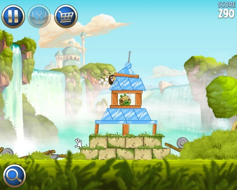 Angry Birds Star Wars II 1 2 1 - Baixar para PC Grátis