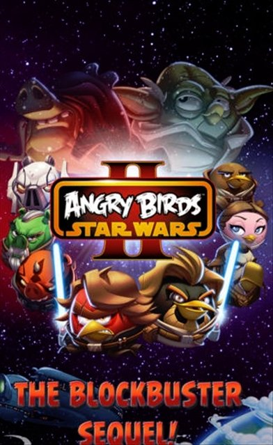 Angry Birds Star Wars iPhone image 5