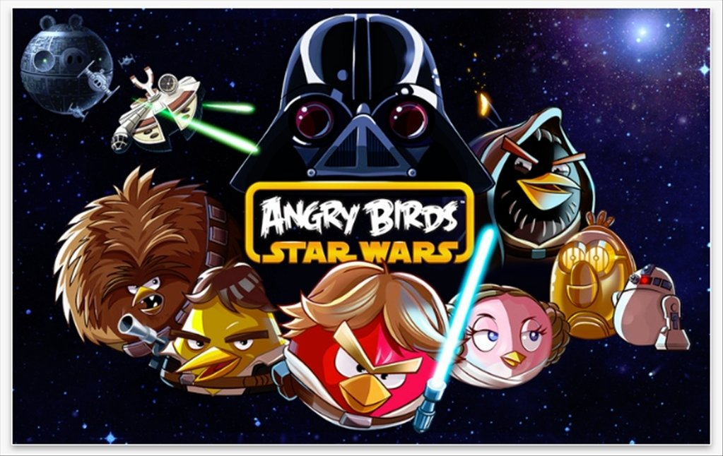 Download Angry Birds Star Wars Mac free