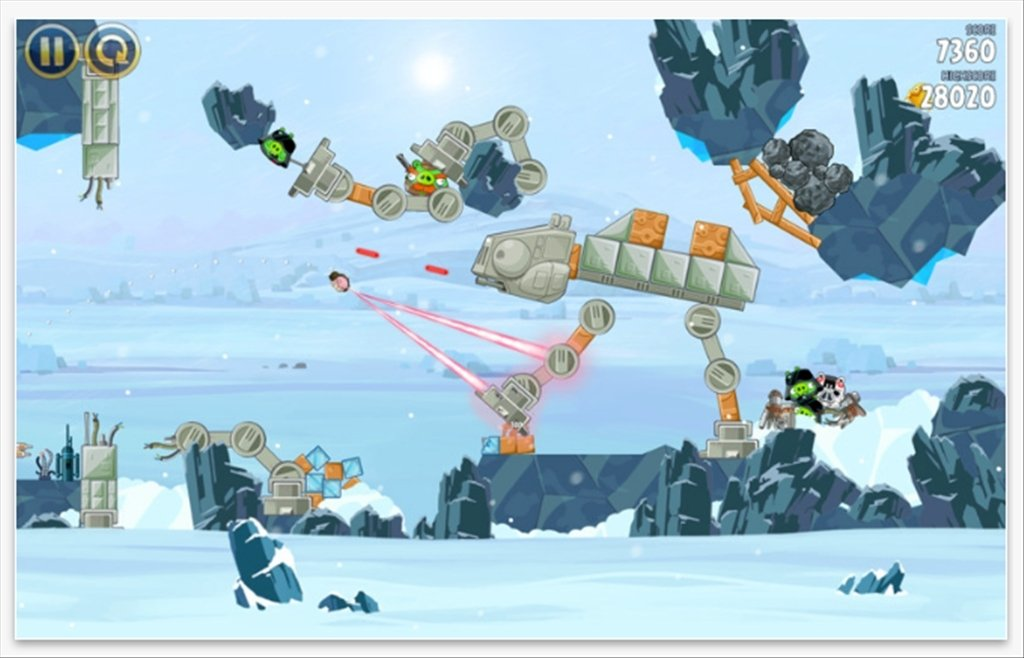 Angry birds star wars 1 5 0 t l charger pour mac gratuitement - Telecharger angry birds star wars 2 ...