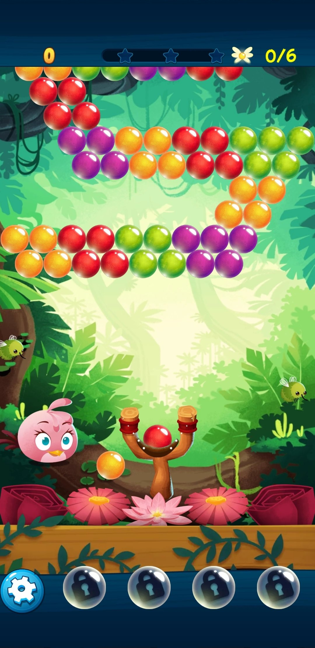 Angry Birds Stella POP! Android image 5