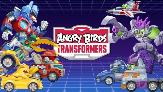Angry Birds Transformers - Download for iPhone Free