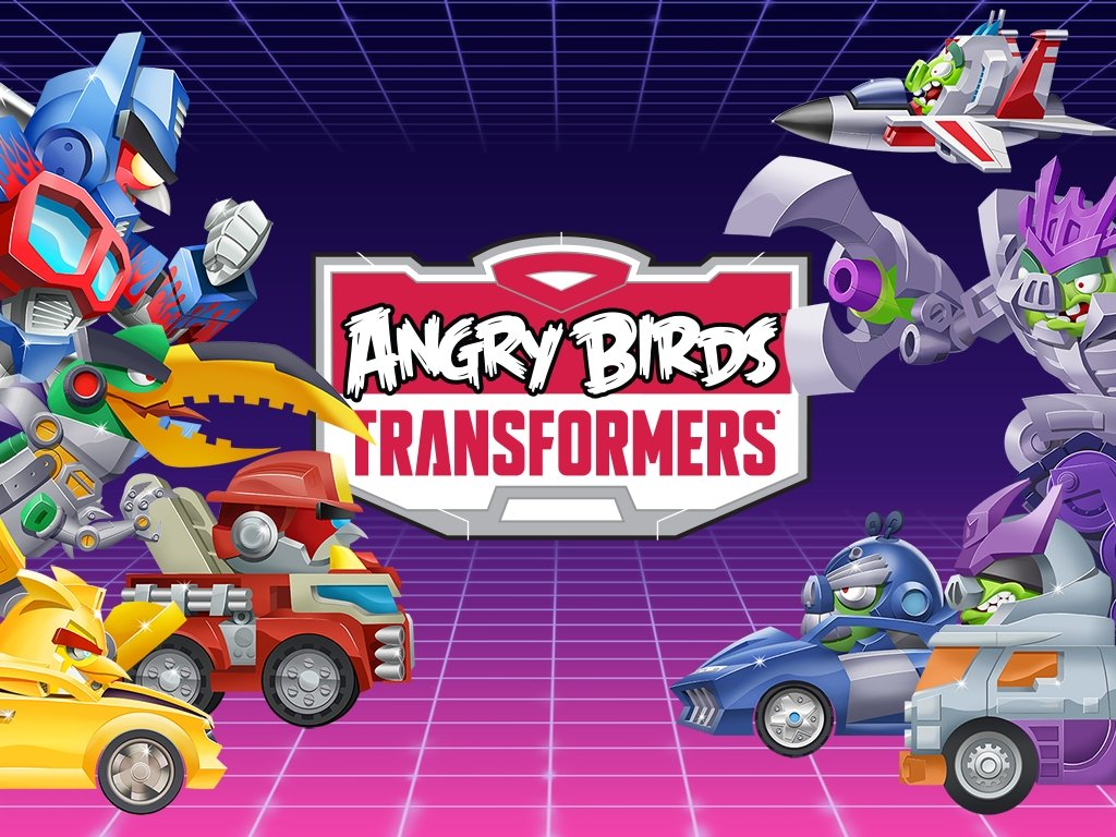 Angry Birds Transformers Android image 5