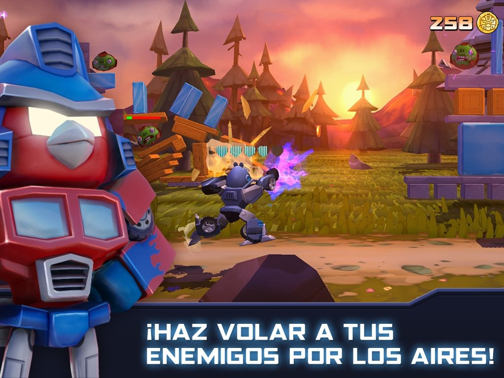Download angry birds transformers (mod coins/god mode/unlock) for.