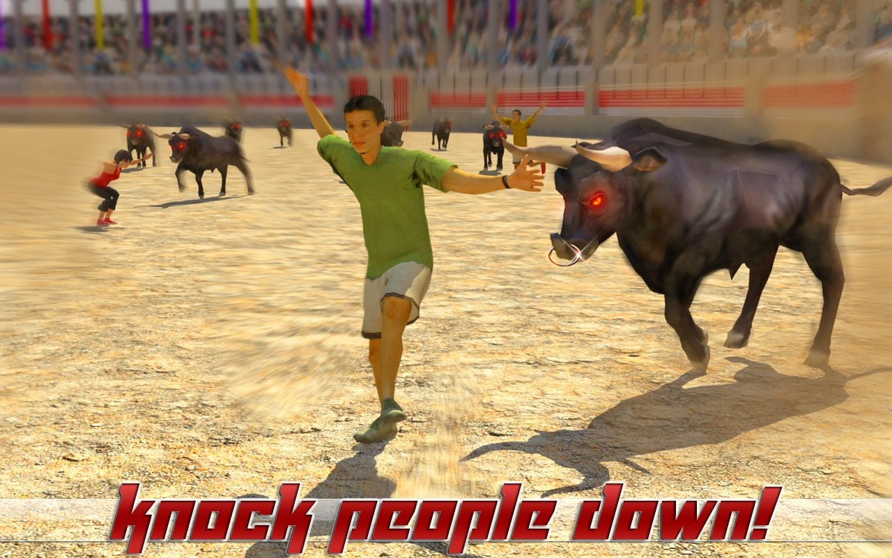 Angry Bull Simulator Android image 4