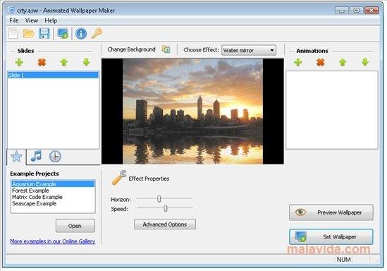 Animated Wallpaper Maker 301 Descargar Para Pc Gratis
