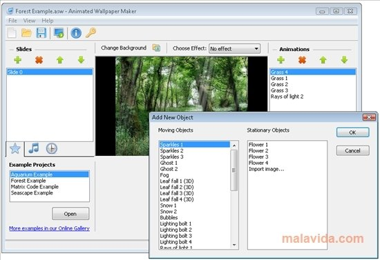 Animated Wallpaper Maker 4412 Download For Pc Free