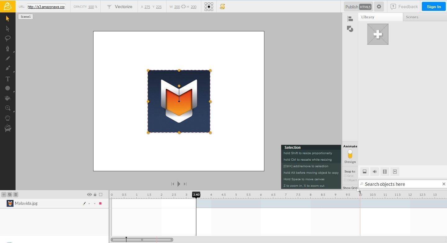 Animatron Webapps image 4
