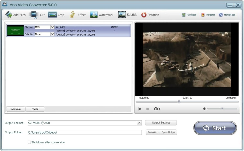Ann Video Converter image 4