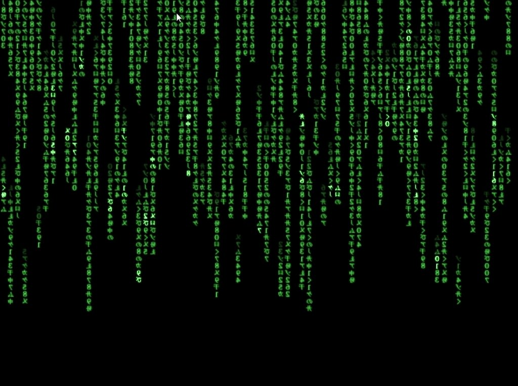 Another Matrix Screen Saver image 2