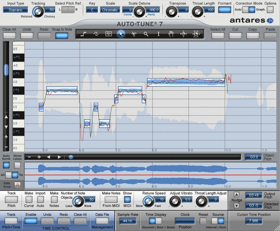 Antares Auto-Tune 8 1 8 - Download for PC Free
